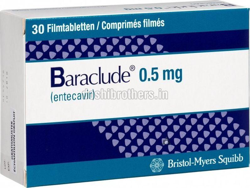Baraclude Tablets 5mg