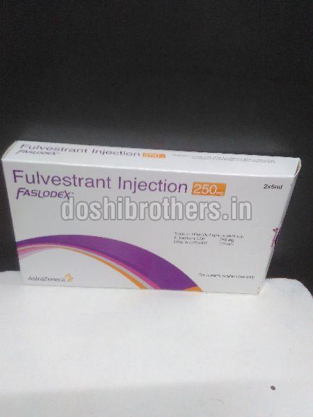 Faslodex 250 mg Injection