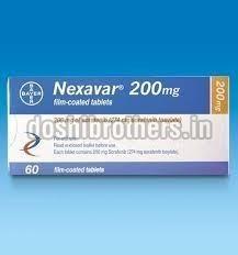Nexavar Tablets 200mg