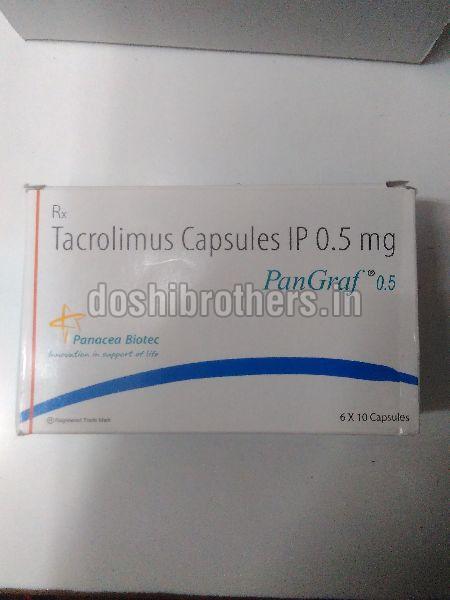 Pangraf 0.5 mg Capsules