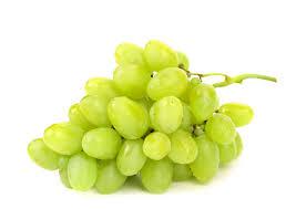 Fresh Delicious Green Grapes