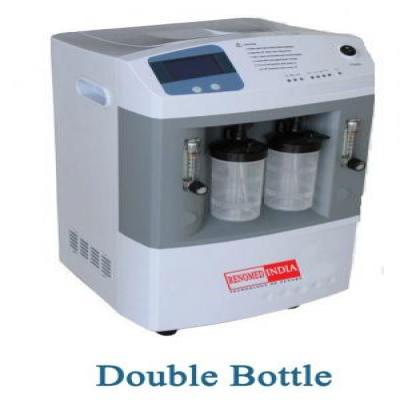 Oxygen Concentrator Double Bottle