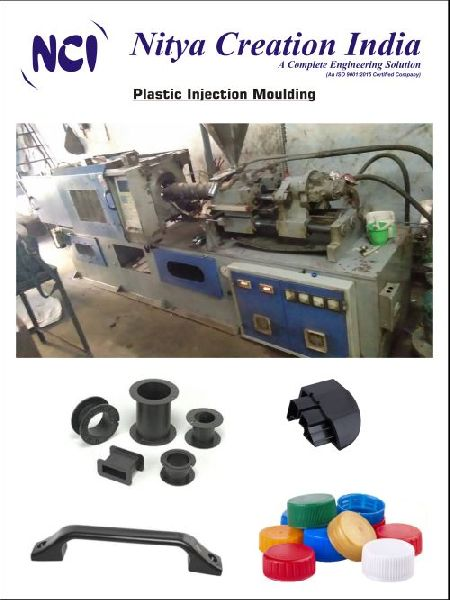 Plastic Injection Moulding - Manufacturer Exporter Supplier