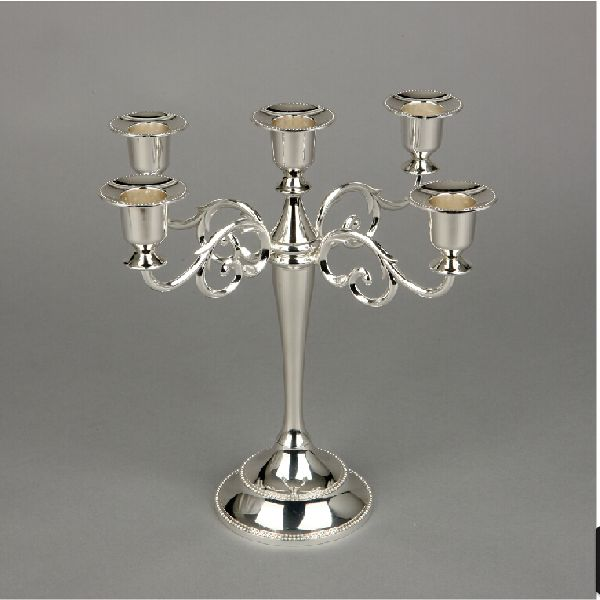 Metal Candle Holder 04