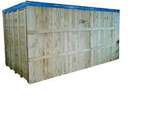 Heavy Duty Pinewood Boxes
