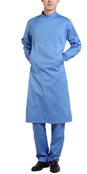 Blue Surgeon Uniform