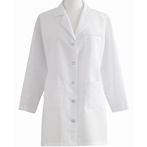 Cotton Plain Doctor Coat