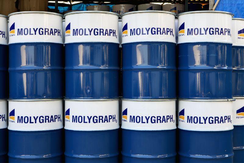 Molygraph Pao Synthetic Gear Oils
