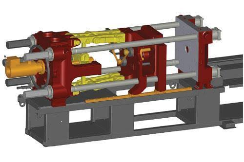 Moulding Machine Assembly