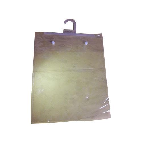 PVC Packing Hanger Bag