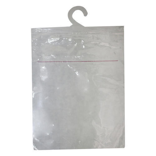 PVC Transparent Hanger Bag