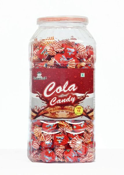 Cola Candy 608gJar