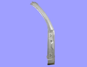 Tata Ace Front Door Pillar Assembly-319