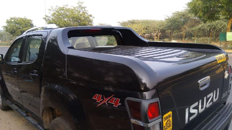 isuzu d-max vcross d'box manufacturer supplier in faridabad india