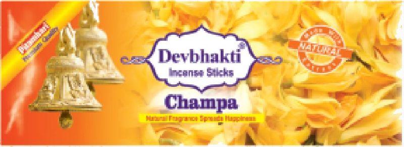 Devbhakti Champa Incense Sticks