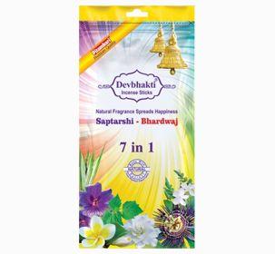 Saptarshi Bharadwaj 7 in 1 Incense Sticks