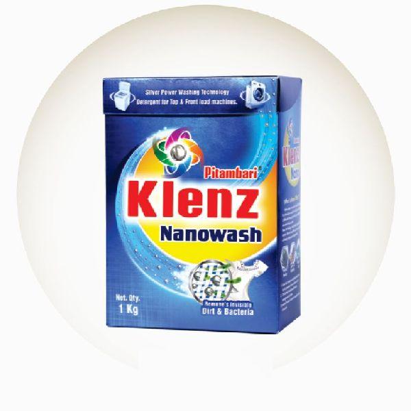 Nano Wash Detergent Powder