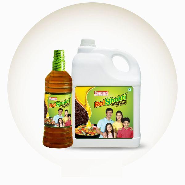 Raishakti Mustard Oil