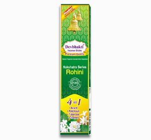 Rohini 4in 1 Incense Sticks