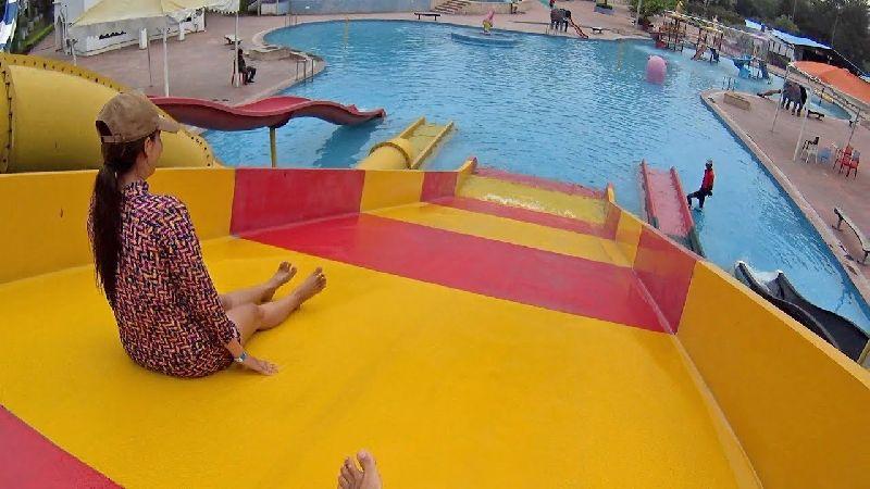 Body Water Slide