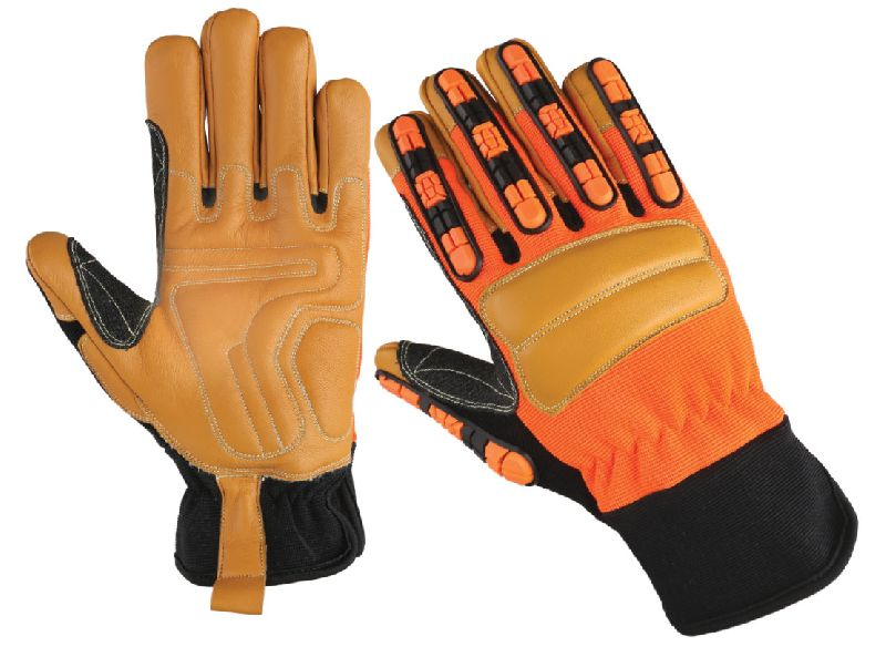 Impact Gloves, Working Gloves / Impact TPR Gloves, Driving Gloves / Oil and Gas Industries Gloves