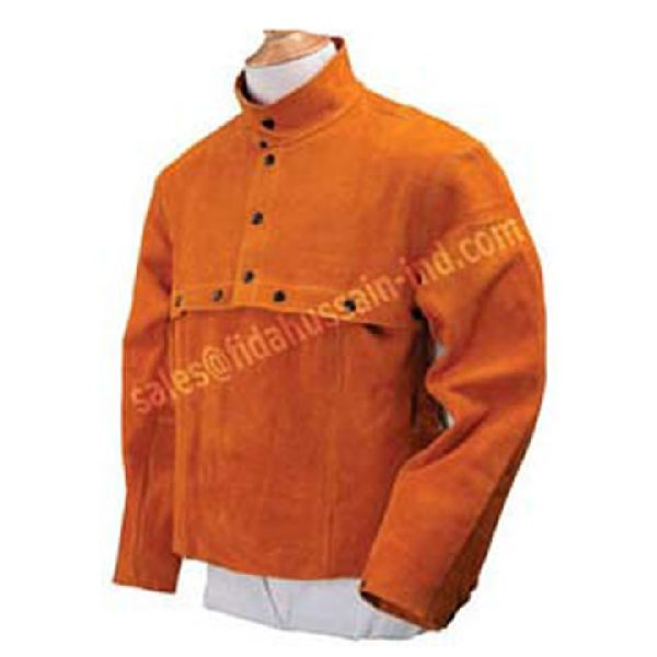 FH803 High Quality Leather Welding Jacket