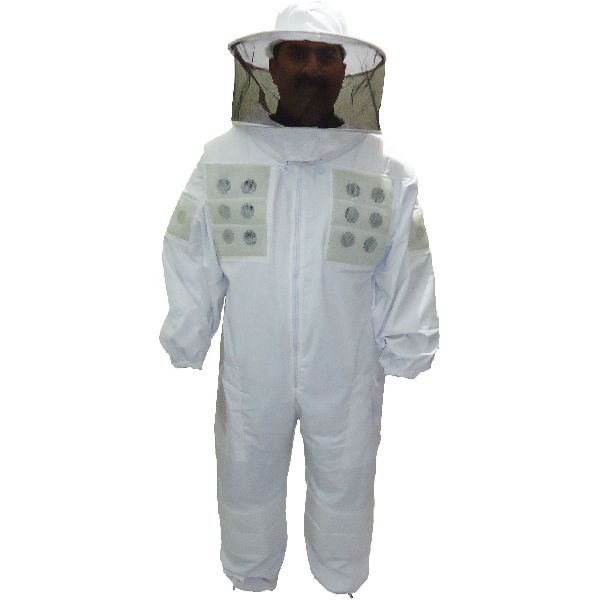 Ventilated Beekeeping Suit Round Hood / Bee Protection Suit / Beekeeping Protection Suit / Round Hood Ventilated Beekeeping Suit