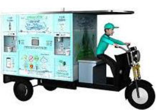 Mobile Water Vending Machine