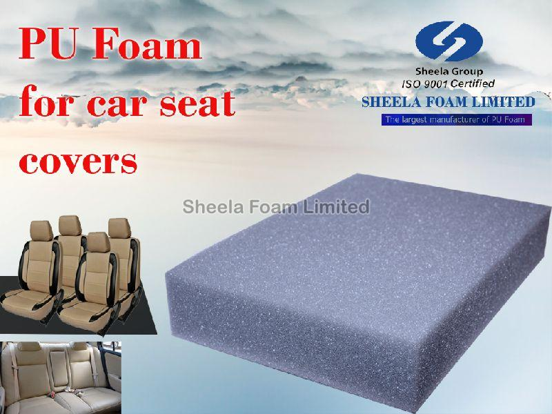 Car Seat Cover PU Foam 01