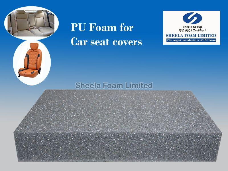 Car Seat Cover PU Foam 02