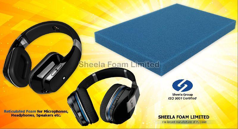 Speaker Reticulated Foam Sheet 04