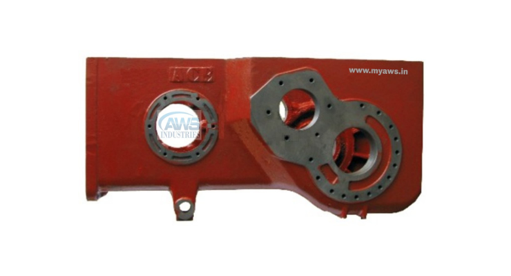 ACE Crane Differential Housing