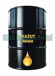 Mazut M100 Oil