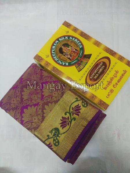 Kancheepuram Silk Saree 01