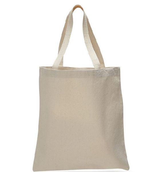 White Cotton Cloth Bags