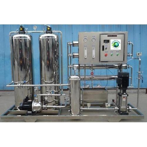 1000 LPH Reverse Osmosis Plant