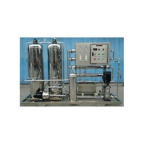 Stainless Steel RO Plant Without Chiller