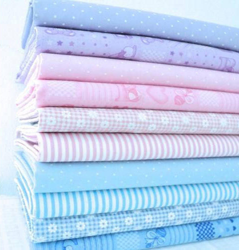 Multicolor Cotton Fabrics