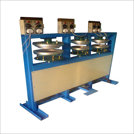 Areca Leaf Plates Manufacturing Machine