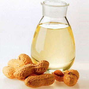 Natural Groundnut Oil