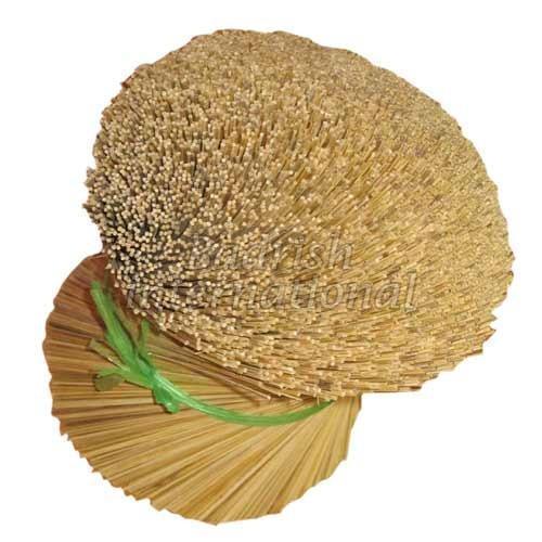 Round Incense Bamboo Stick