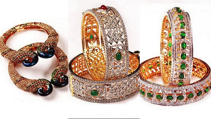 Assorted Fashion Bangles