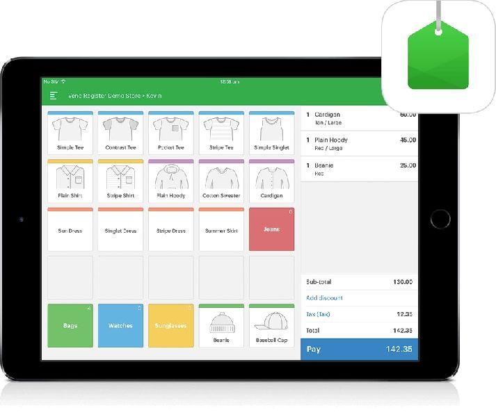 Cloth Merchant Software
