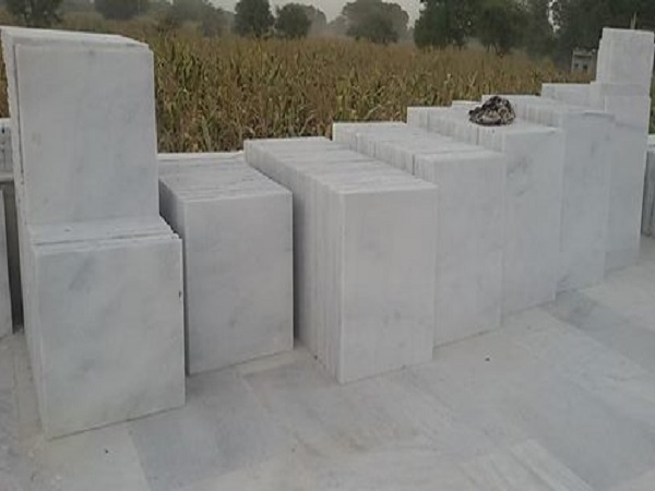 Cut to Size White Marble Slab