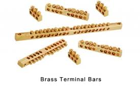 Brass Terminal Bars