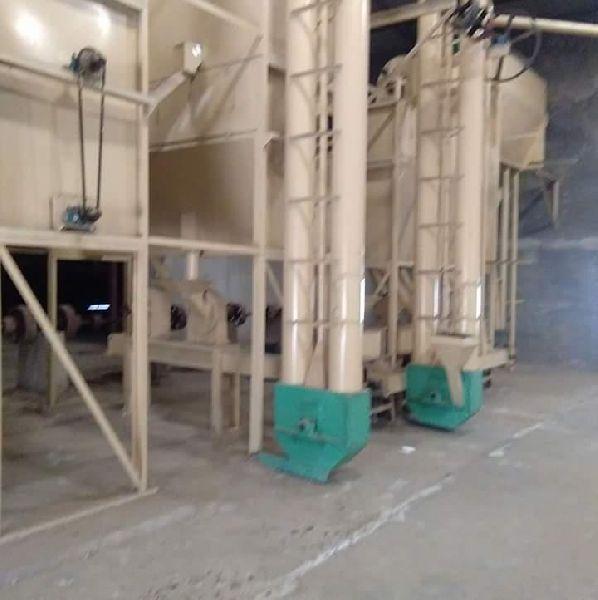 Guar Gum Dehusking Plant