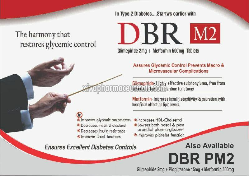DBR M2 Tablets