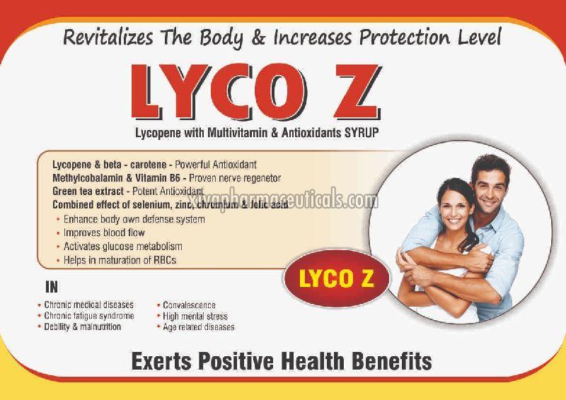 Lyco-Z Syrup
