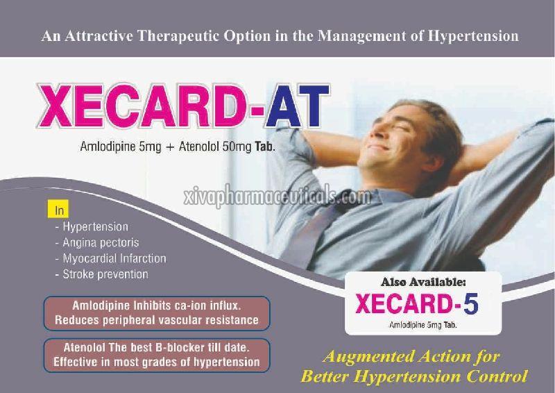 Xecard AT Tablets