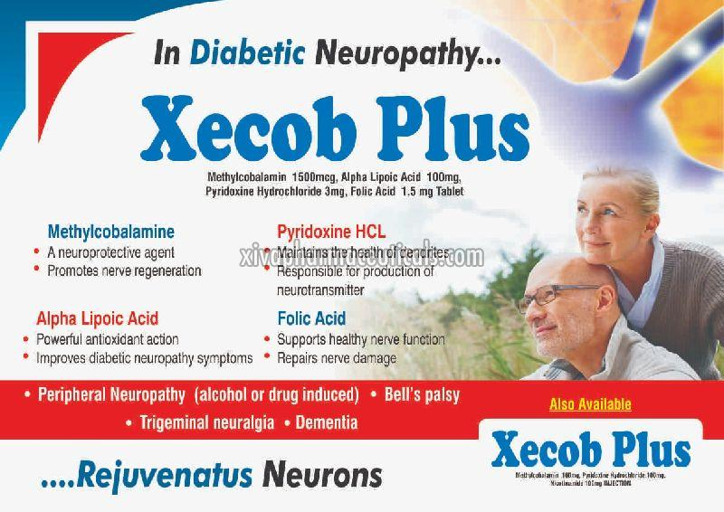 Xecob Plus Tablets